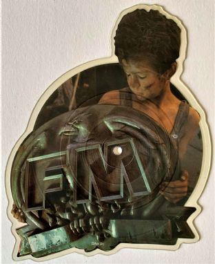 "FM - Someday (You'll Come Running) (7"") (Shaped Picture Disc) (G-/NM)"